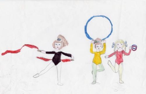 Disegno Di Una Ballerina : Disegni di ballerina classica design casa creativa e mobili